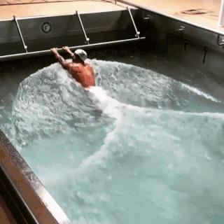 Мне нравится этот бассейн