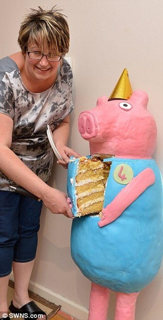 Я художник, я так вижу Торты на заказ, Торт, Кондитер, Свинка пеппа, Рукожоп, Длиннопост