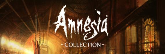 AMNESIA COLLECTION Бесплатно от HumbleBundle Игра бесплатно стим, Амнезия, Steam, Халява