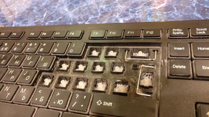Клавиши Клавиатура, Клавиши, Компьютер