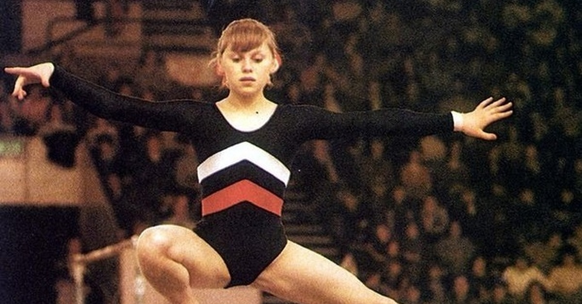 Елена мухина гимнастка биография