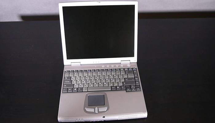 18-ти летний ноутбук Раритет, Раритетный ноутбук, Ноутбук, Обзор, Коллекция, Windows, Millenium, Старое железо, Видео, Длиннопост