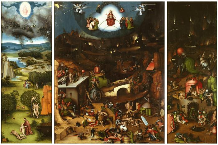 Коллекционные фигурки по мотивам картин Иеронима Босха. Часть 3. Коллекционные фигурки, Босх, Длиннопост
