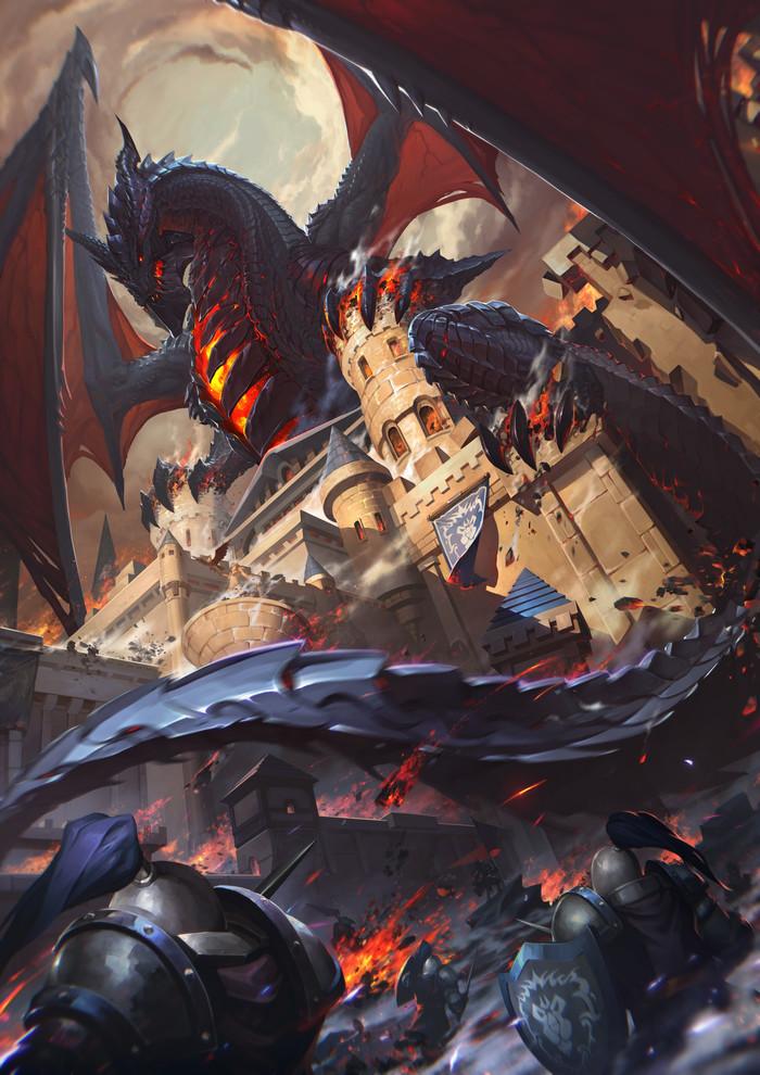 Смертокрыл World of Warcraft, Смертокрыл, Lee JP, Zel, Длиннопост