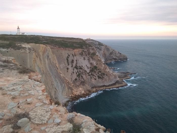 Португалия, побережье Антантического океана (лето 2017)