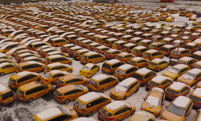 Кладбище такси в Москве Такси, Банкротство, Москва, Копипаста, Видео