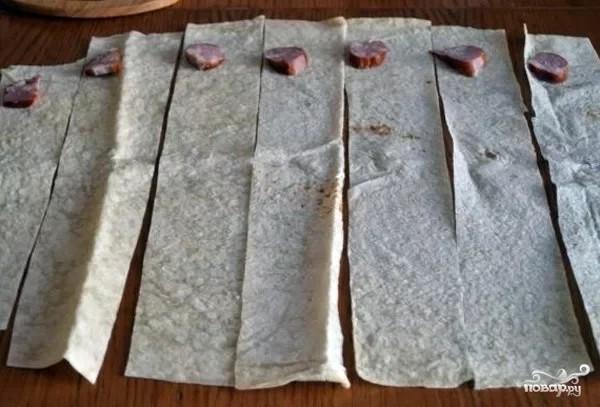 Треугольники из лаваша с сыром. Рецепт, Треугольник, Вкусняшки, Вкусно и быстро, Длиннопост, Кулинария, Еда