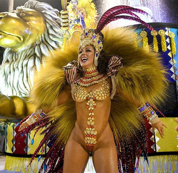 Рио де жанейро карнавал бикини