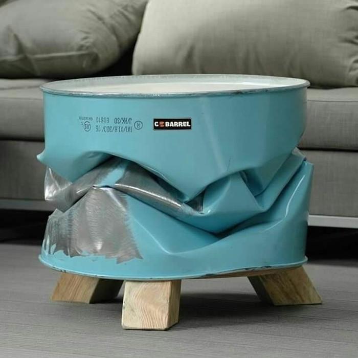 Брутал Pinterest, Мебель из мусора, Дизайн, Мусор, Бочка, Ящик, Длиннопост