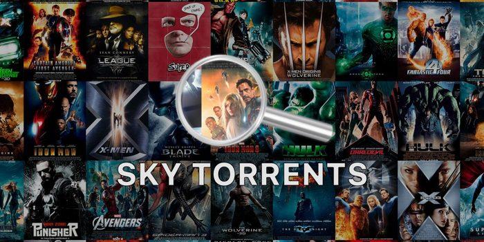 Трекер SkyTorrents прекратил работу, оставив после себя БД с 15 000 000 торрентов Торрент, Sky torrents, Пиратство, База данных
