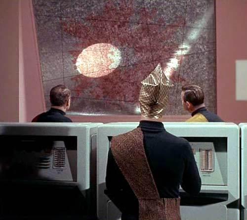 Как Звездный Путь важные вопросы поднимал. Часть 2[Спойлеры к ОС] Star trek, Война, Расизм, Сегрегация, Компьютер, Ядерное оружие, Длиннопост