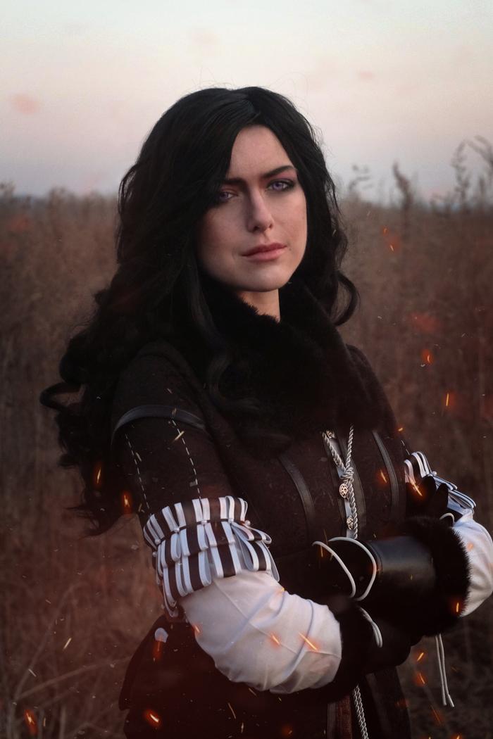 Witcher - Yennefer Ведьмак, Йеннифер, Yennefer of Vengerberg, Йеннефер, Ложа чародеек, Lodge of Sorceresses, Русский косплей, Косплей, Видео, Длиннопост