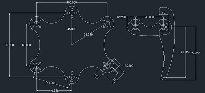 Соберем ШестиНог'а Часть -1. Arduino, Начинающий, Робототехника, Гексапод, Шестиног, Длиннопост