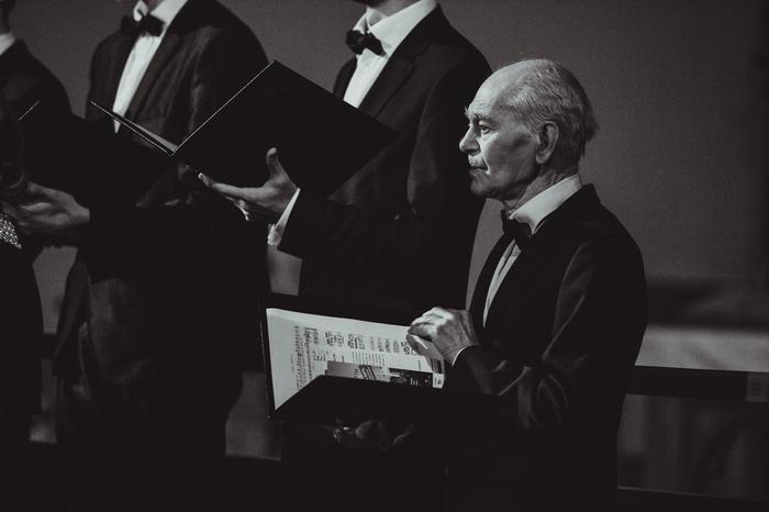 Музыке все возрасты покорны Хор, Репортаж, Фотография