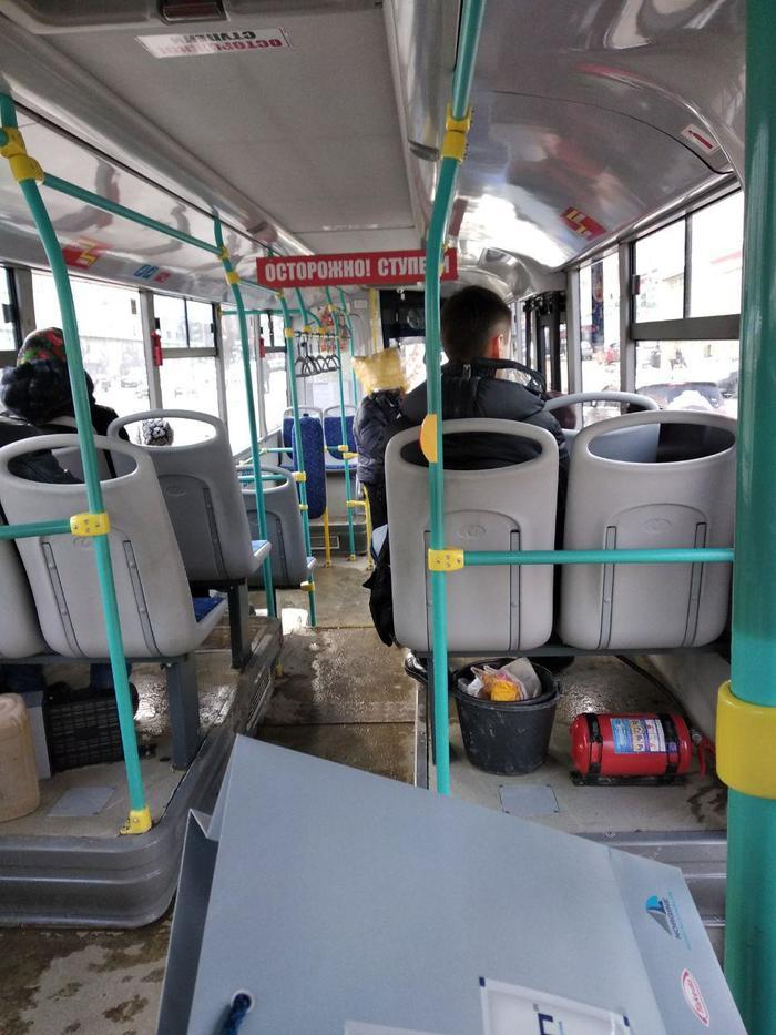 Секс видео на автобус рот учет