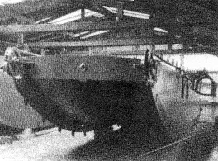 Торпедные катера типа Grillo с гусеницами