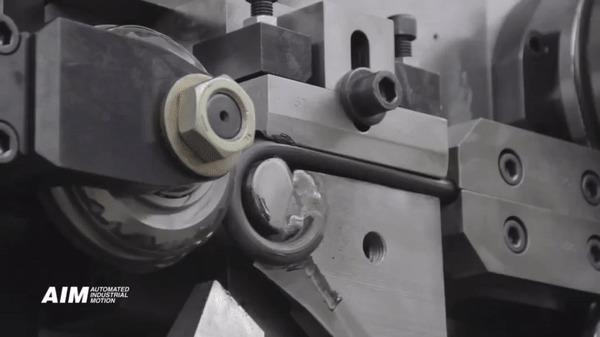 Изготовление пружины