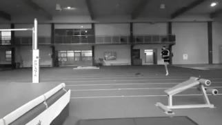 Ukasz Mamczarz - одноногий паралимпиец бьет мировой рекорд по прыжкам в высоту