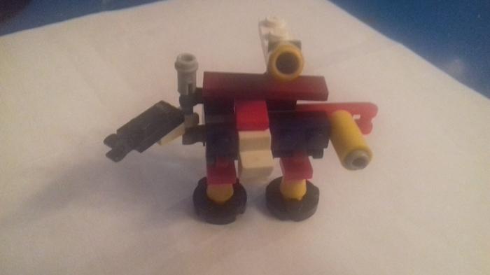 Дредноуты младшего братишки из LEGO. Warhammer 40k, Warhammer, Дредноут, Lego, Длиннопост