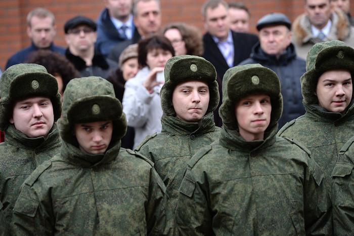 Секси паренек армия