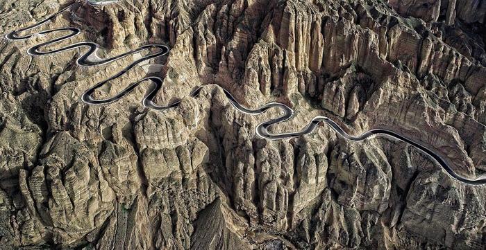 Дорога в Китае