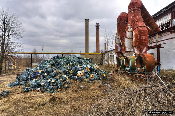 Заброшенный стекольный завод в Рязанской области. Урбанфото, Урбантуризм, Заброшенное, Заброшенный завод, Рязанская область, Длиннопост