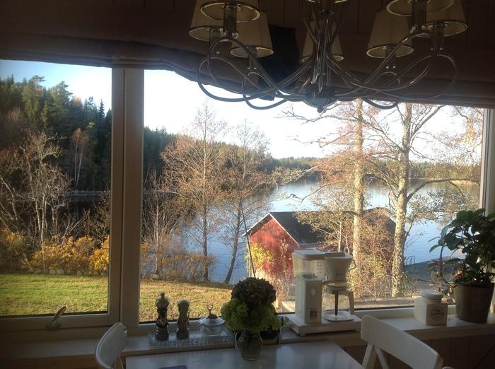 Про мечту интроверта. Мечта, Дом, Вид из окна, Соседи, Длиннопост, Норвегия, Скриншот, Фотография