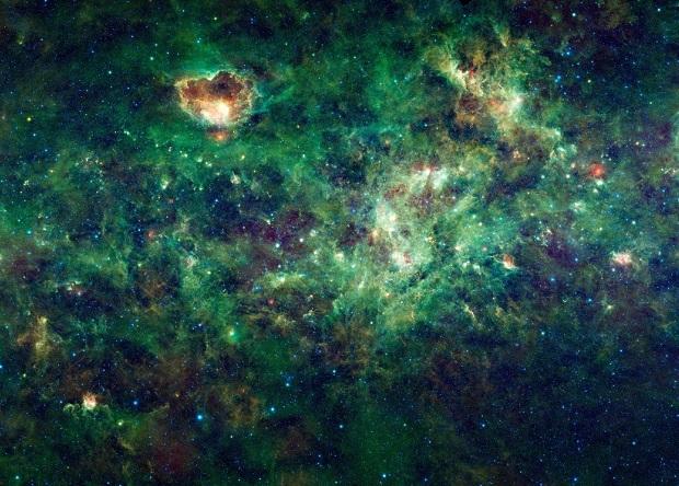 Звёздное небо и космос в картинках - Страница 38 1522235180146350002