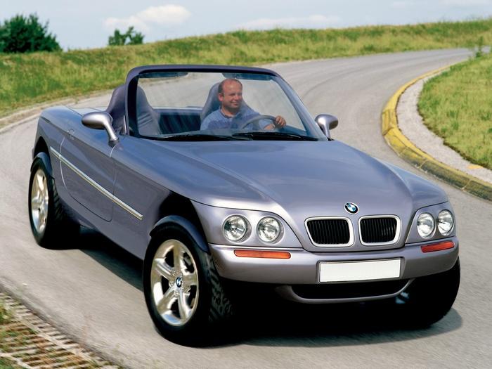 Автомобили #63. BMW Z18 Авто, Германия, Автопром, Машина, Концепт, Длиннопост, Фотография, BMW Z18