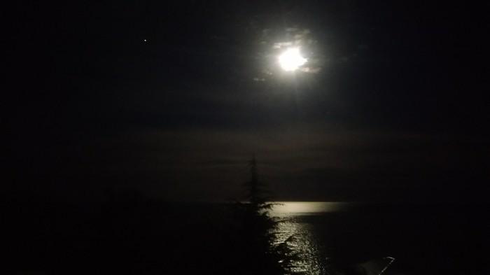 Луна Луна, Черное море, Полнолуние