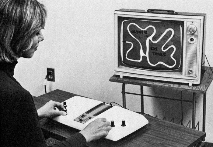 Редактор уровней 1970-х игры, ретро, история, 70-е, длиннопост