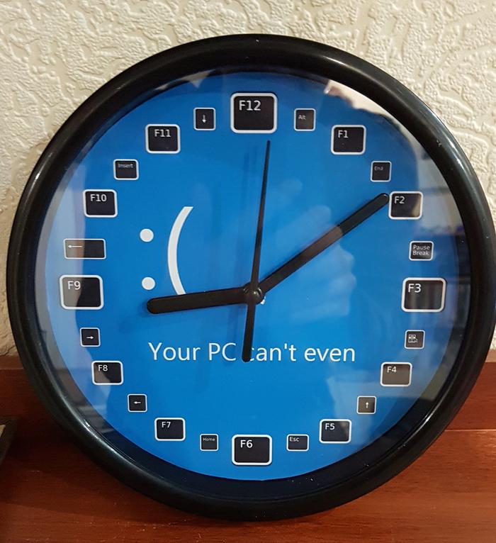 Оригинальный циферблат для часов на принтере Настенные часы, Фотошоп мастер, Переделка, Длиннопост, Фотография