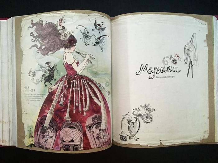 Книга, найденная в кувшинке Книги, Арт, Иллюстрации, Светлана Дорошева, Книга найденная в кувшинке, Рисунок, Длиннопост