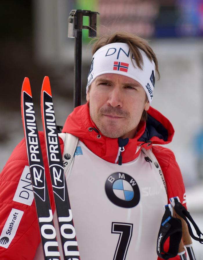 Эмиль Хегле Свендсен объявил о завершении карьеры. Спорт, Биатлон, Эмиль хегле свендсен