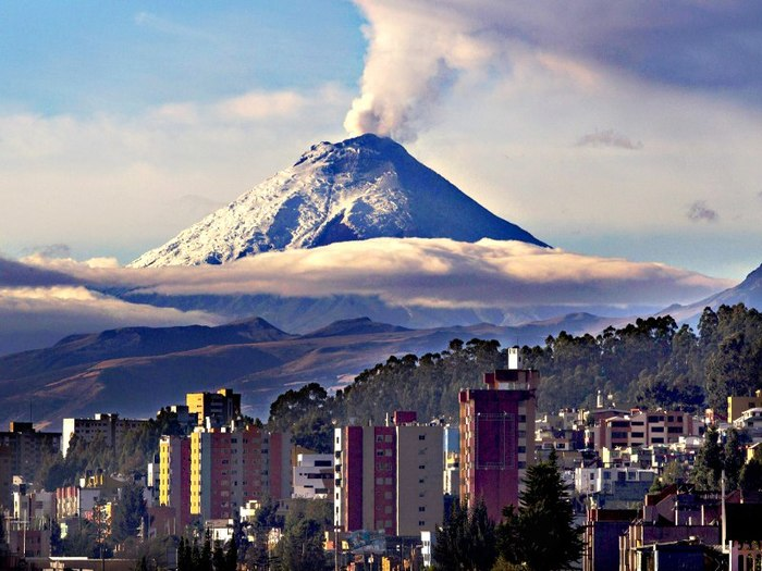 Немного о менталитете жителей Эквадора, Латинская Америка.