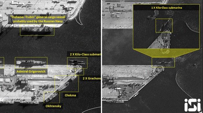 Российский флот вышел навстречу флоту США Сирия, Россия, ВМФ РФ, США, Карибский кризис, Тартус, Pravdaru, Политика