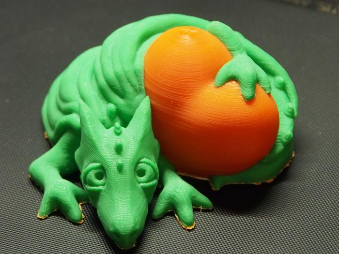 Двухголовая печать Двухголовый принтер, Печать двумя цветами, Длиннопост, 3d печать, 3D принтер
