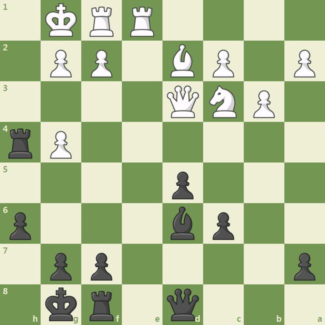 Шахматная задачка Шахматы, Шахматные задачи, Chesscom