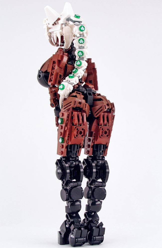 Самое время пойти и переделать свои лего в нечто новое Lego, Биониклы, Конструктор, Длиннопост