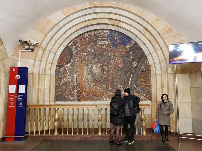Поиск знакомств по станции метро
