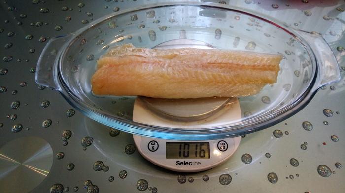 Замороженная рыба из Китая. Будьте внимательны. Китай, Ашан, Рыба, Обман, Фландерр, Минтай, Длиннопост