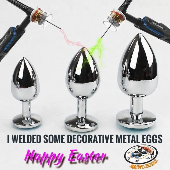 Я сварил несколько яиц Сварщик, Сварка, Яйца