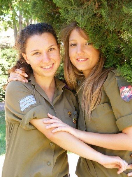 Как Даша в Израильской армии служила ( часть первая) Израиль, Армия, Цахал, Воспоминания, Длиннопост, Девушки и армия