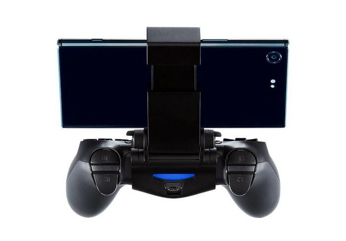 Sony анонсировала новый аксессуар XMount Accessory для мобильных телефонов, позволяющий удаленно играть на PS4 Новости, Статья, Sony, Playstation 4, Девайс, Мобильные телефоны, Sony xperia, DualShock 4, Длиннопост