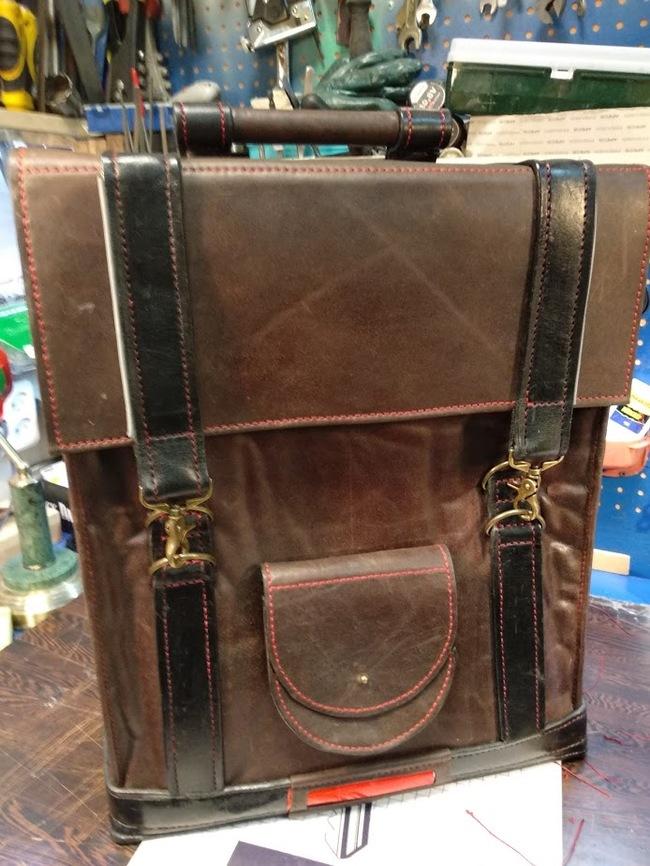 Рюкзак-ранец для инструмента