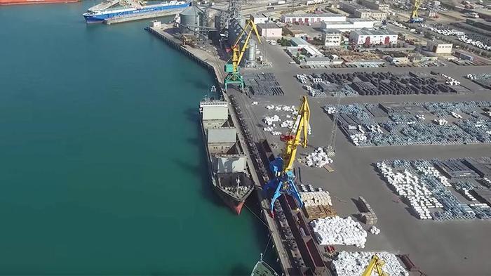 Казахстан открыл свои каспийские порты для США Казахстан, Каспийское море, США, Базы, Военные