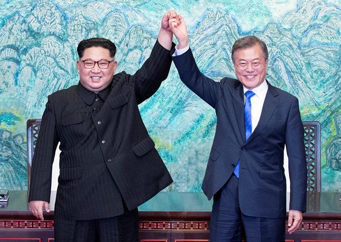 Пикабу предлагает объединить Корею Корея, Северная Корея, Южная Корея, Скриншот