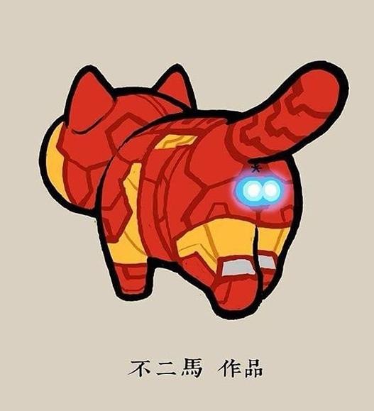 Эти веселые Японские комиксы Кот, Бубенчики, Герои, Длиннопост
