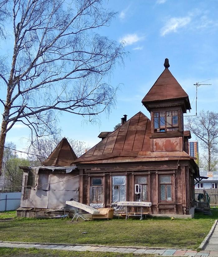 Дореволюционная дача во Внуково