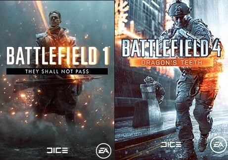 EA и DICE две недели раздают дополнения для Battlefield 1 и 4 Battlefield 1, Battlefield 4, Origin Халява, Origin, EA games, DICE